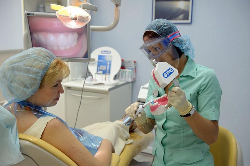 отбеливание зубов воронеж
